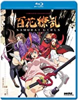 Samurai Girls Complete Collection Blu-ray by Section 23