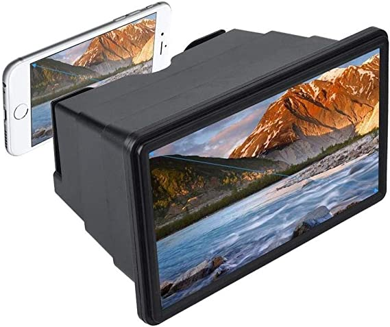 Amazon.com: 12/14 Inch Foldable Universal Screen Amplifier ...