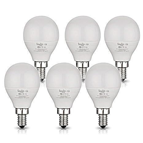 E12 Led Daylight Bulbs Bright White Ceiling Fan Light Bulbs 5000k