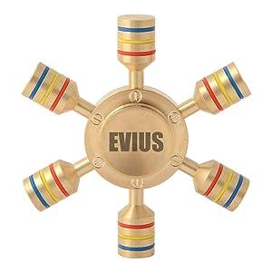 ハンドスピナー 民族 EVIUS