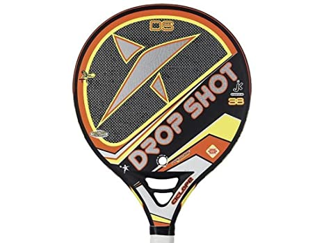 Amazon.com : Drop Shot CICLOPE Padel Tennis Racquet, Black ...