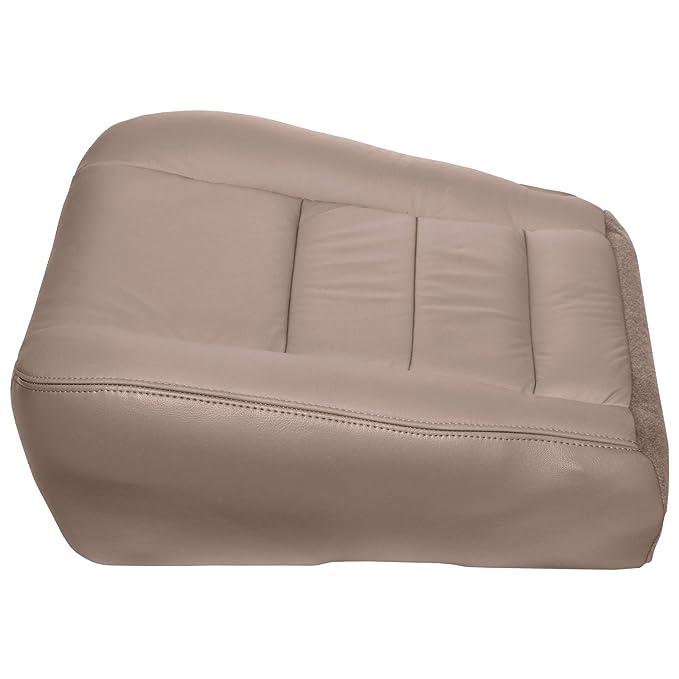 Amazon.com: The Seat Shop - Funda de asiento de piel de ...