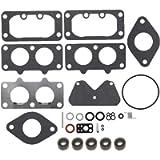 AUTOKAY Carburetor Overhaul Carb Rebuild Kit 406777 407777 405777 for Briggs and Stratton 40H700 446700 442577 445777…