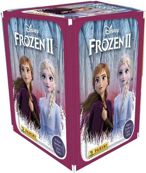 Panini 003848BOX24E Frozen 2 Postcards Assorted Colour//Model