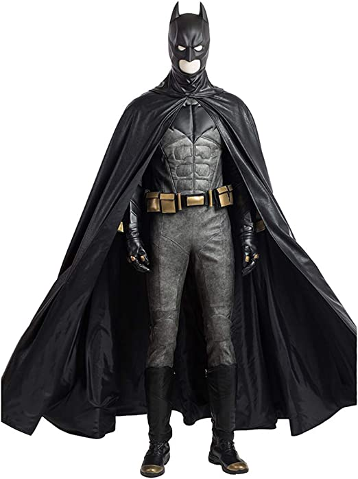 FHTD Justice League Dark Knight Batman Disfraz Edición Deluxe ...