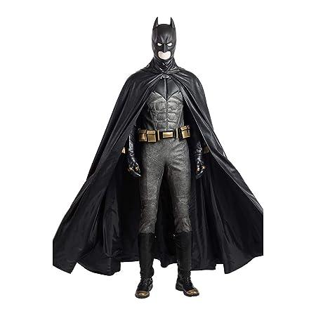 YUW Justice League Dark Knight Batman Disfraz Edición Deluxe ...