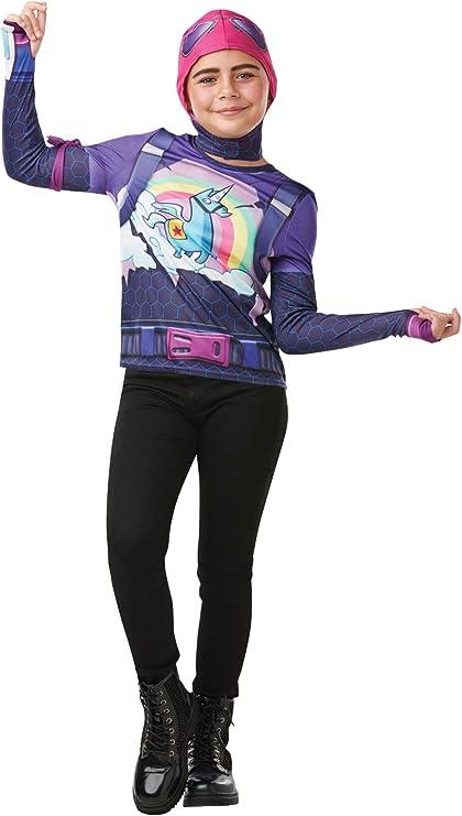 Fortnite - Disfraz Brite Bomber para niño, camiseta, 11-12 años ...
