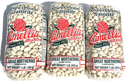 Camellia Great Northerns White Beans