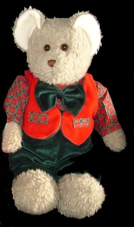The Bears Who Saved Christmas.Amazon Com Toys R Us Christopher And Holly Bears Who Saved