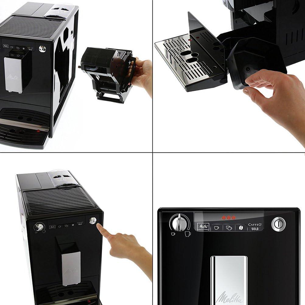 Melitta Caffeo Solo E950-101 - La MejorCafetera Automática con Molinillo