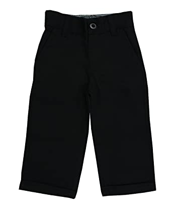 30b9f11f7bf0 Amazon.com  RuggedButts Baby Toddler Boys Dress Pants  Clothing