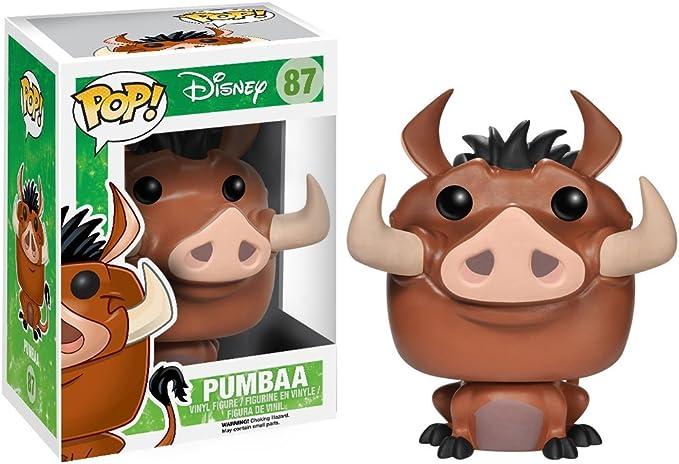 Funko - Figura con Cabeza móvil El Rey León Disney (PDF00003959 ...