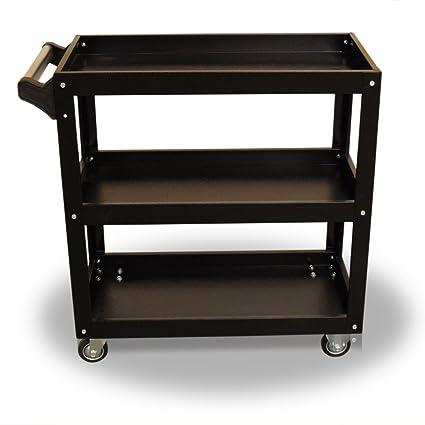 US PRO herramientas Metal acero negro estación de trabajo herramienta de carro de herramientas con ruedas