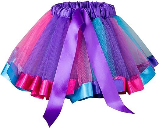 Liqiqi 🍎 Niños Disfraz de Princesa Cosplay Falda | Niñas Arco ...