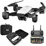 Goolsky SMRC S20 RC Drone 1080P WiFi FPV Wide-angle Camera GPS Follow Me Altitude Hold Foldable Quadcopter for Beginner