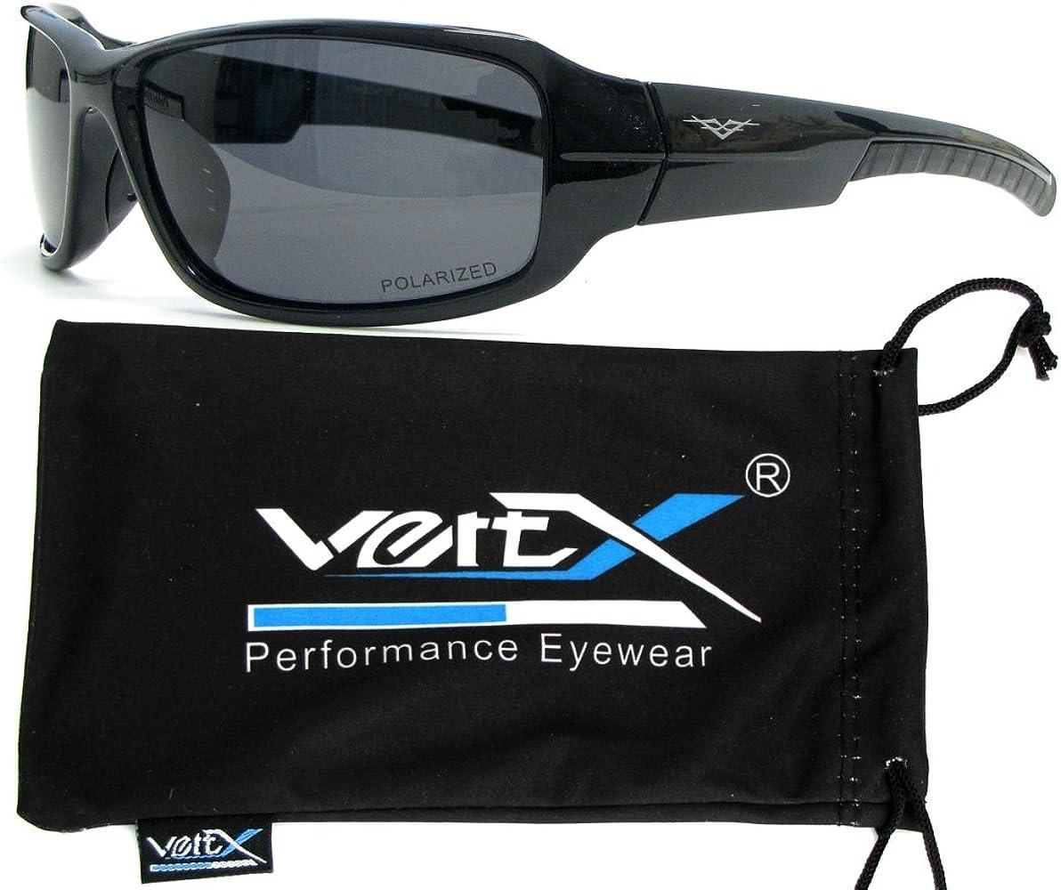 Amazon.com: VertX Mens polarizado anteojos de sol deporte ...