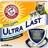 Arm & Hammer Ultra Last Litter, 20 Lbs (Packaging May Vary)
