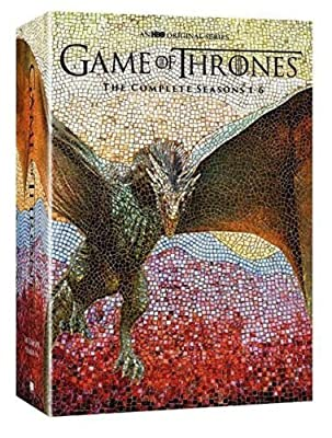 Game of Thrones: The Complete 1-6 Seasons from does not apply