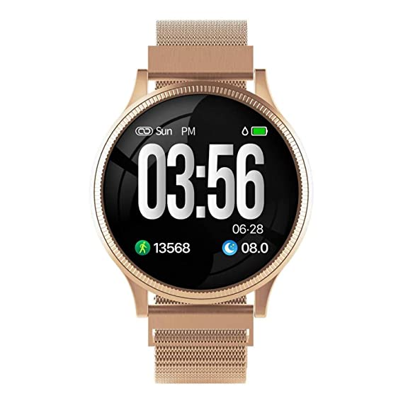 Amazon.com: New Fitness Tracker Smart Watch IP67 Waterproof ...