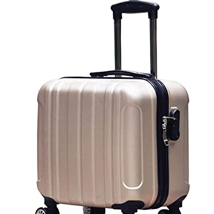 bab3a9270d2b Amazon.com: Wetietir Luggage Suitcase 18