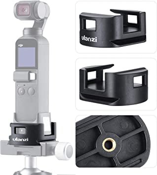 Stabilizer Wifi Mount Holder Base /& Tripod Adapter For DJI OSMO POCKET Camera US