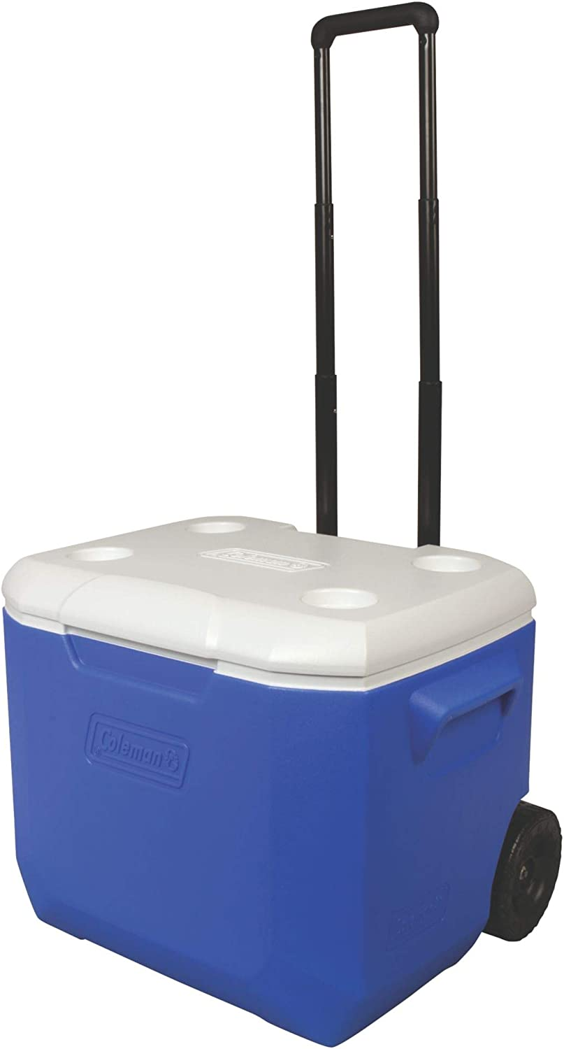 Coleman 60 Quart Performance Wheeled Cooler