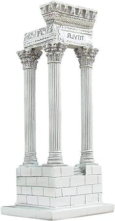 Materia: resina,Tamaño: 14.5 * 13.7 * 35 cm,Hermosa forma, es una hermosa artesanía,Esta hermosa pie
