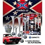 Klaxon General Lee - 5 trompes - Film « Shérif, fais-moi peur »