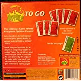 Apples to Apples to Go --The Game of Hilarious Comparisons