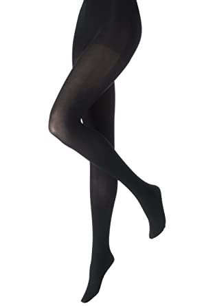 00479b5bb Charnos Women s 1 Pair 60 Denier Opaque Tights  Amazon.co.uk  Clothing