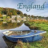 England Calendar - Calendars 2017 - 2018 Wall Calendars - Photo Calendar - England 16 Month Wall Calendar by Avonside