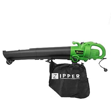 Zipper zi-sbh2600 aspirador soplador eléctrico Aspirador + soplador, Option triturador 2600 W