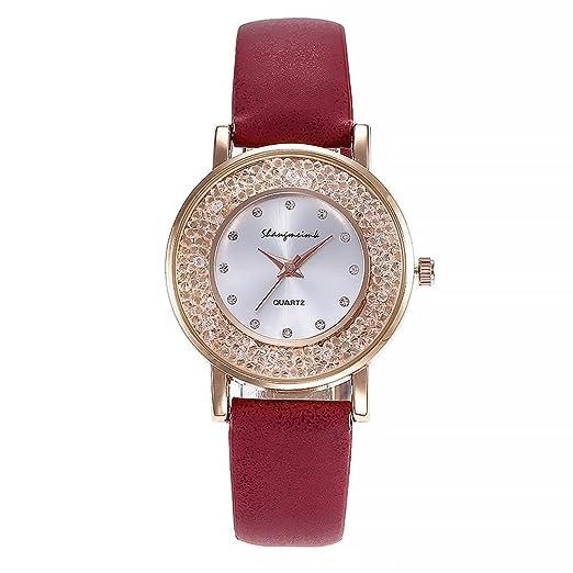 59ffb300dff Amazon.com  POTO Women Quartz Watches Clearance Sale