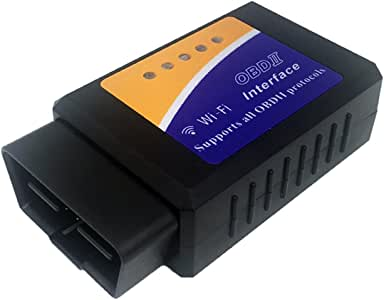 NorSway OBD2 Scanner Tool Wifi Car Code Reader Diagnostic Check Connector with IOS Android and Windows Device