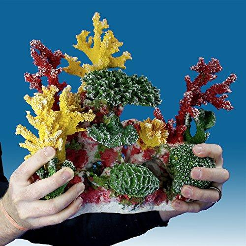 instant reef artificial coral reef for aquarium decor in. Black Bedroom Furniture Sets. Home Design Ideas