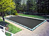 Robelle 382045R Mesh In-Ground Pool Cover for 20 by 45-Feet Pools