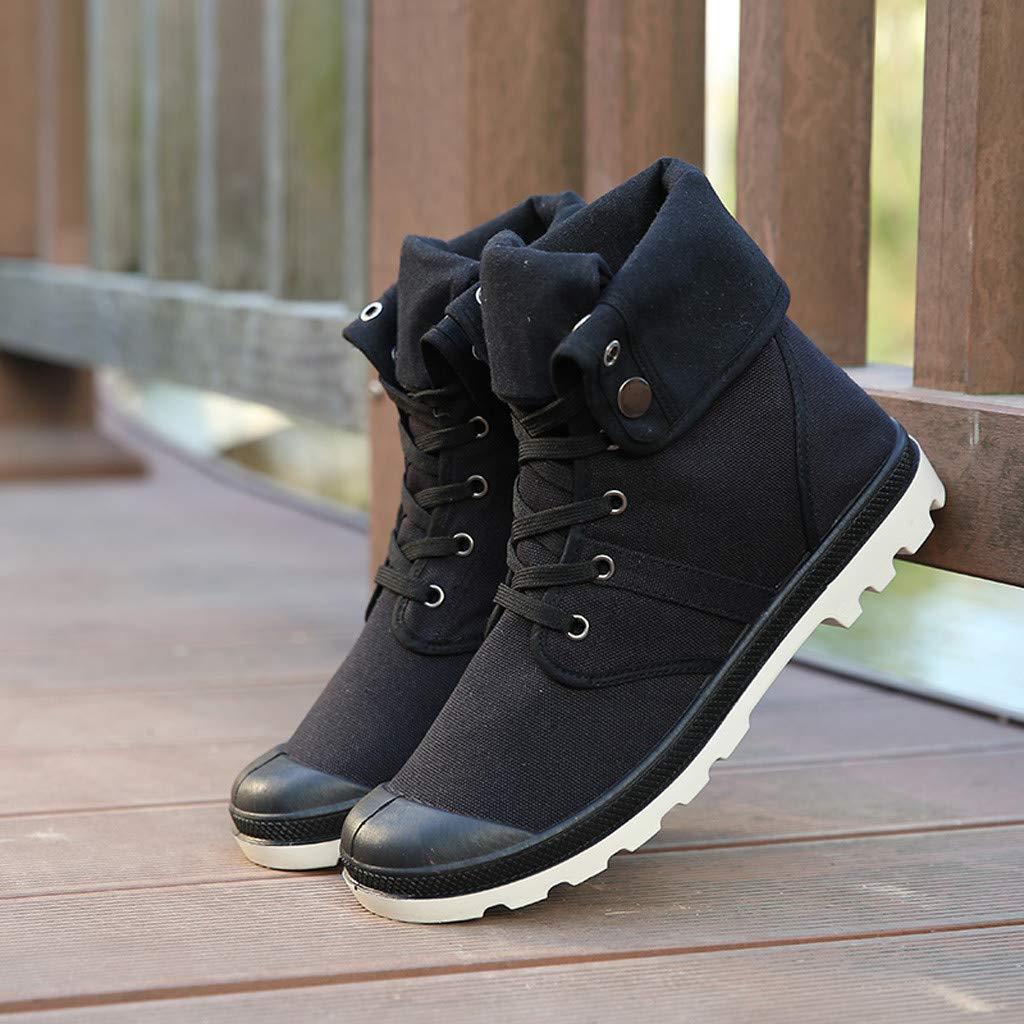 Zapatillas Deportivas Altas Hombre Zapatos Camper Hombre Zapatillas De Deporte para Exterior Deportivas Hombre Zapatillas Hombre Zapatillas Running Hombre Unisex Adulto