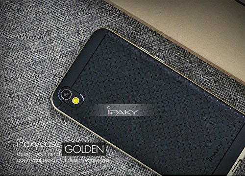Fairbunny-For-Oppo-F1-Plus-Case-Ipaky-Original-Hybrid-TPU-PC-Protective-Phone-Case-Back-Cover-For-Oppo-F1-Plus-Golden