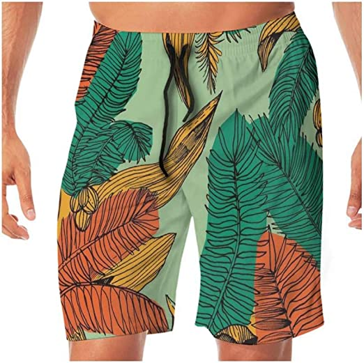 Mens I Love My Husband-1 Board Shorts Swimming Shorts No Mesh Lining