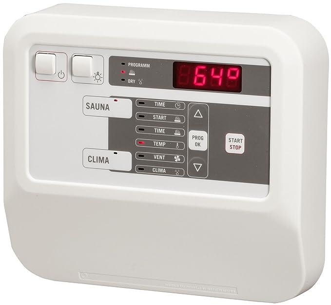 Sentiotec Sauna Steuergerät CK31 Saunasteuerung für Combi Saunaofen gewerblich