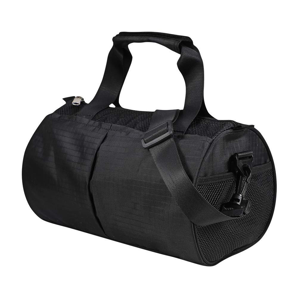 Travel Toiletry Bag for Men,KEAFOLS Portable Dopp Kit Shaving Bag,Waterproof Bathroom Shower Bag,Makeup Bag Organizer for Toiletries Cosmetics Brushes