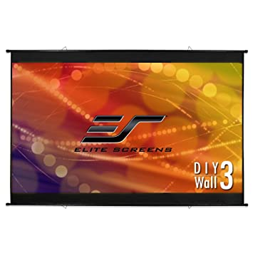 Amazon elite screens diy wall 3 series 100 inch diagonal169 elite screens diy wall 3 series 100 inch diagonal169 solutioingenieria Gallery