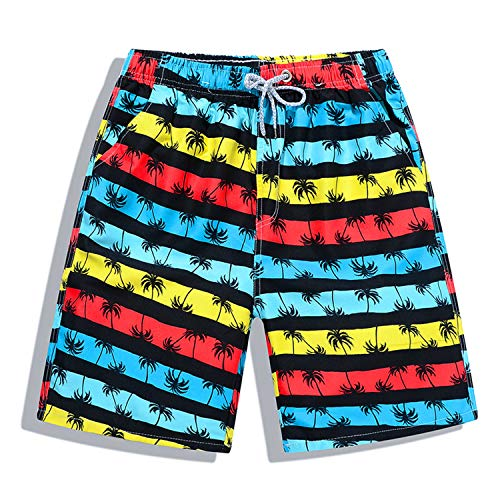 Pnfly Mens Quick Dry Board Short Swim Trunks