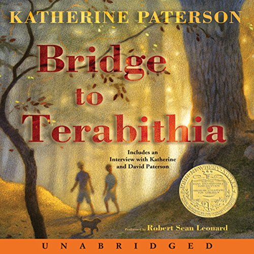 Bridge to Terabithia cover