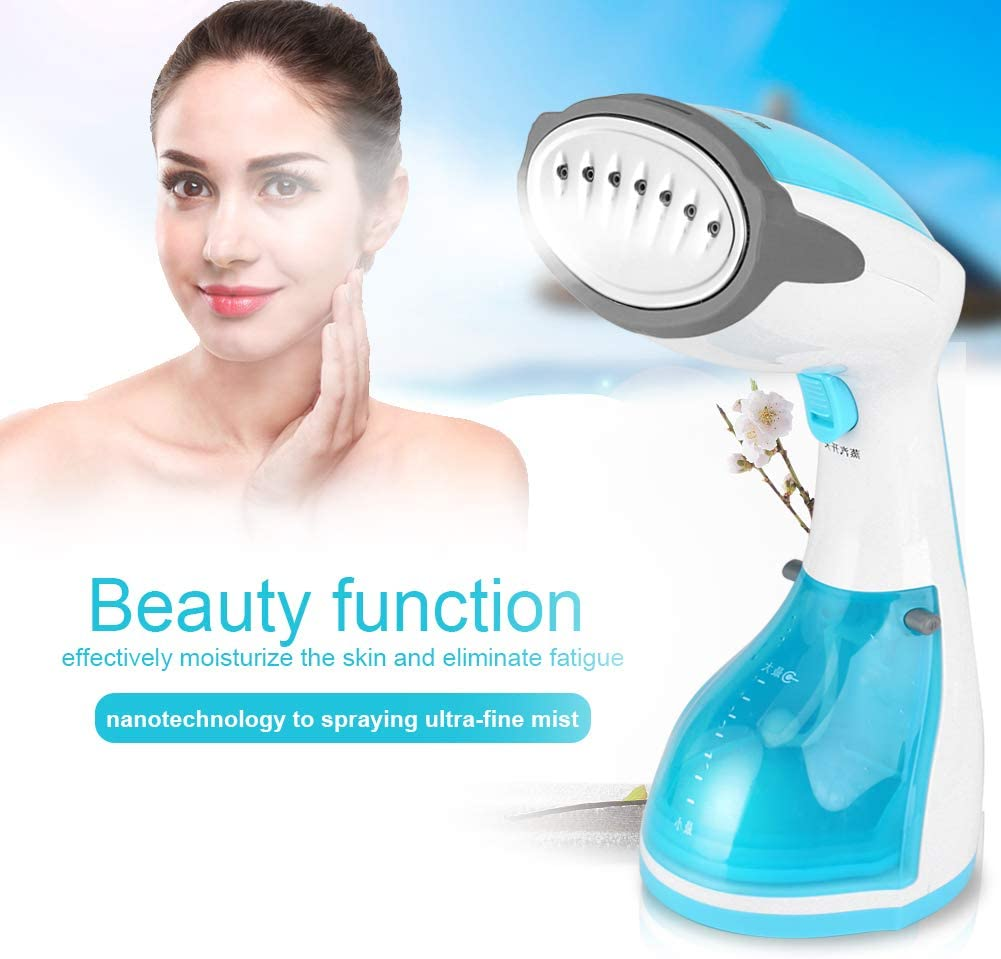 220V 1100W Handheld Clothes Garment Fabric Steamer Laundry Cute Steam Iron for Home Travel 220V 1100W Handheld Clothes Garment Fabric Steamer Laundry Steam Iron for Home Travel