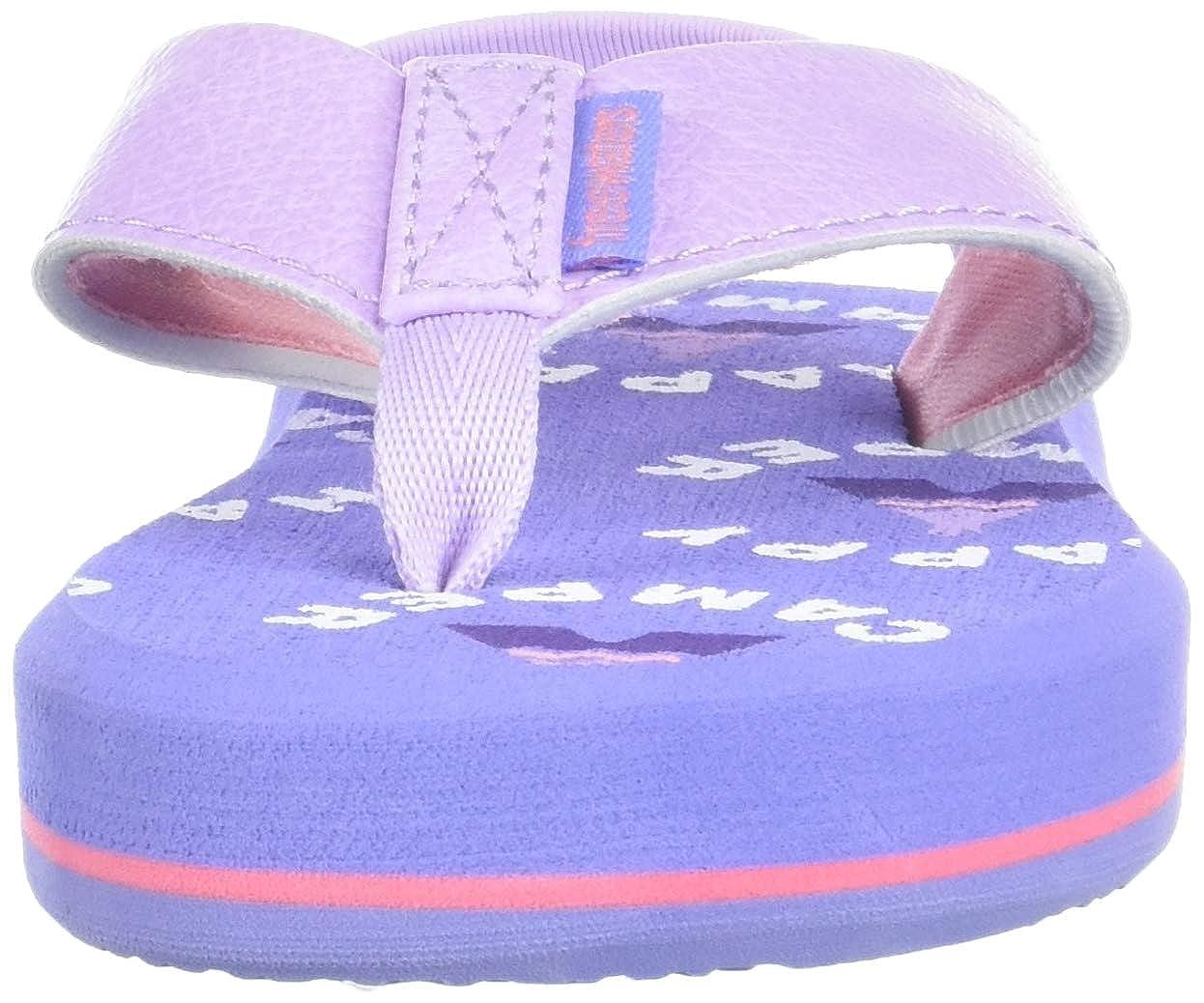 Freewaters Kids Mini Flip Sandal with Supreem Foam Footbed Flop