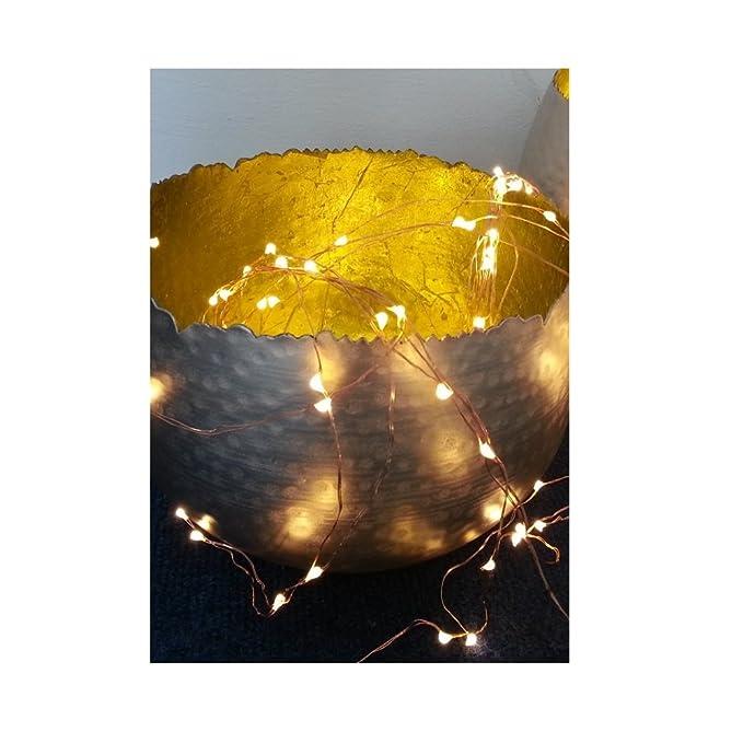 Lichterregen 180 Lichter für elegante Dekoration Micro LED ...