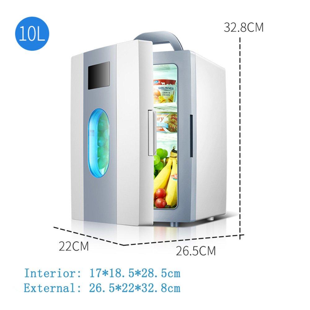 DULPLAY Nevera Coche Mini Nevera, Portátil Coche Refrigerador Y ...