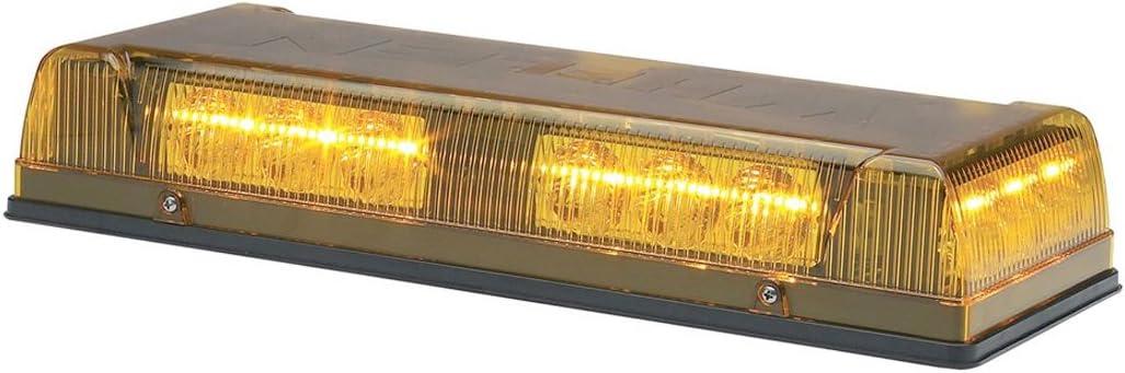 Amber Magnetic Mount Model# R1LPMA Whelen Engineering Responder LP Mini Lightbar