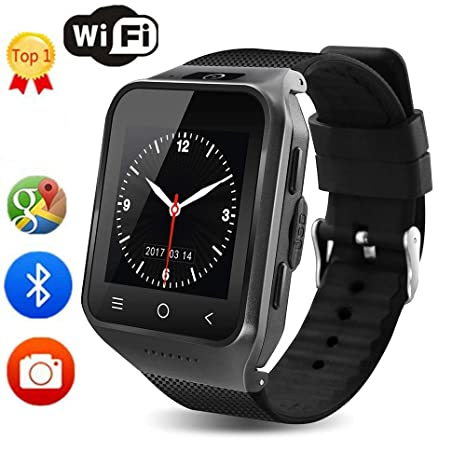 TLgf Bluetooth Smart Watch Dual Core Smartphone GPS Cámara de 2.0 ...
